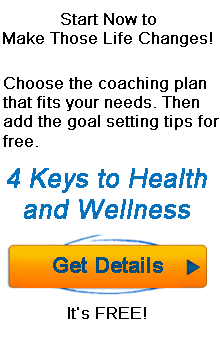 4 Keys to Health and Wellness by Coach Dana Inspires